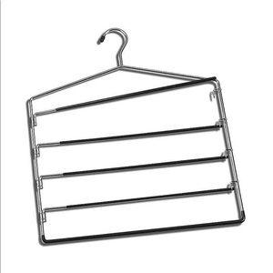5-Tier swing-Arm Trouser Hanger